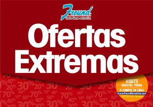 Ofertas EXtremas en Ferreteria FREUND