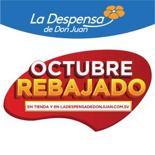 Descargar ofertas LA DESPENSA DE DON JUAN octubre 2020