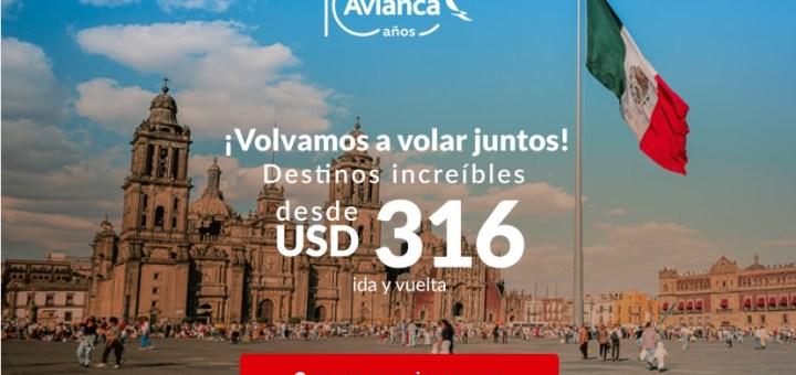 Vuelos de avianca baratos reapertura de viajes 2020