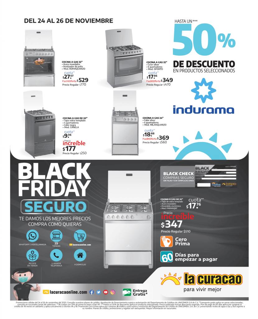 Descuento-50-OFF-en-cocinas-INDURAMA-black-friday-2020-la-curacao