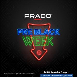 PRADO Catlogo de prodcutos black week 2020