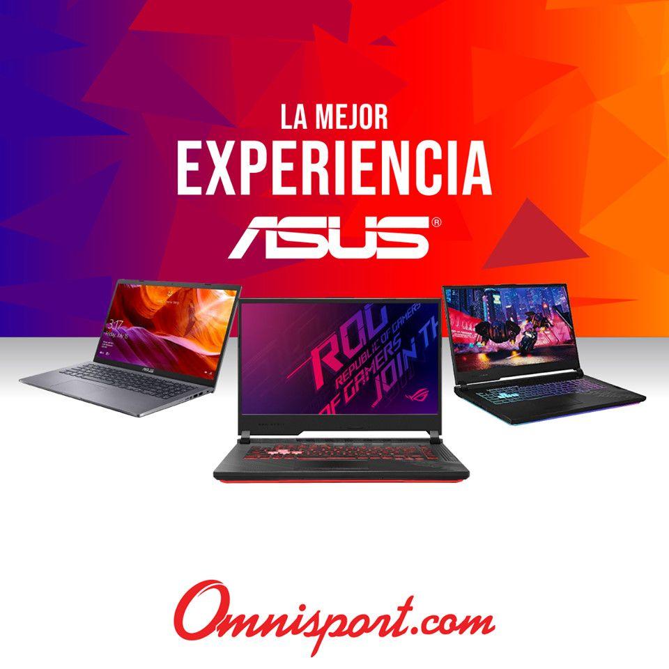 Precios de laptops gaming el salvador ASUS almacenes omnisport