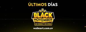 ULTIMOS DIAS de ofertas negras walmart el salvador 2020