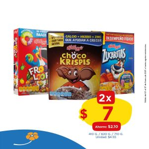 Ofertas 2x cereales la despensa de don juan enero 2021