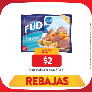 precio del jamon FUB en supermercados wlamart el salvador