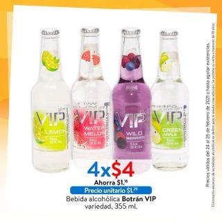 Bebidas para el fin de semana walmart ofertas elecciones 28 de febrero
