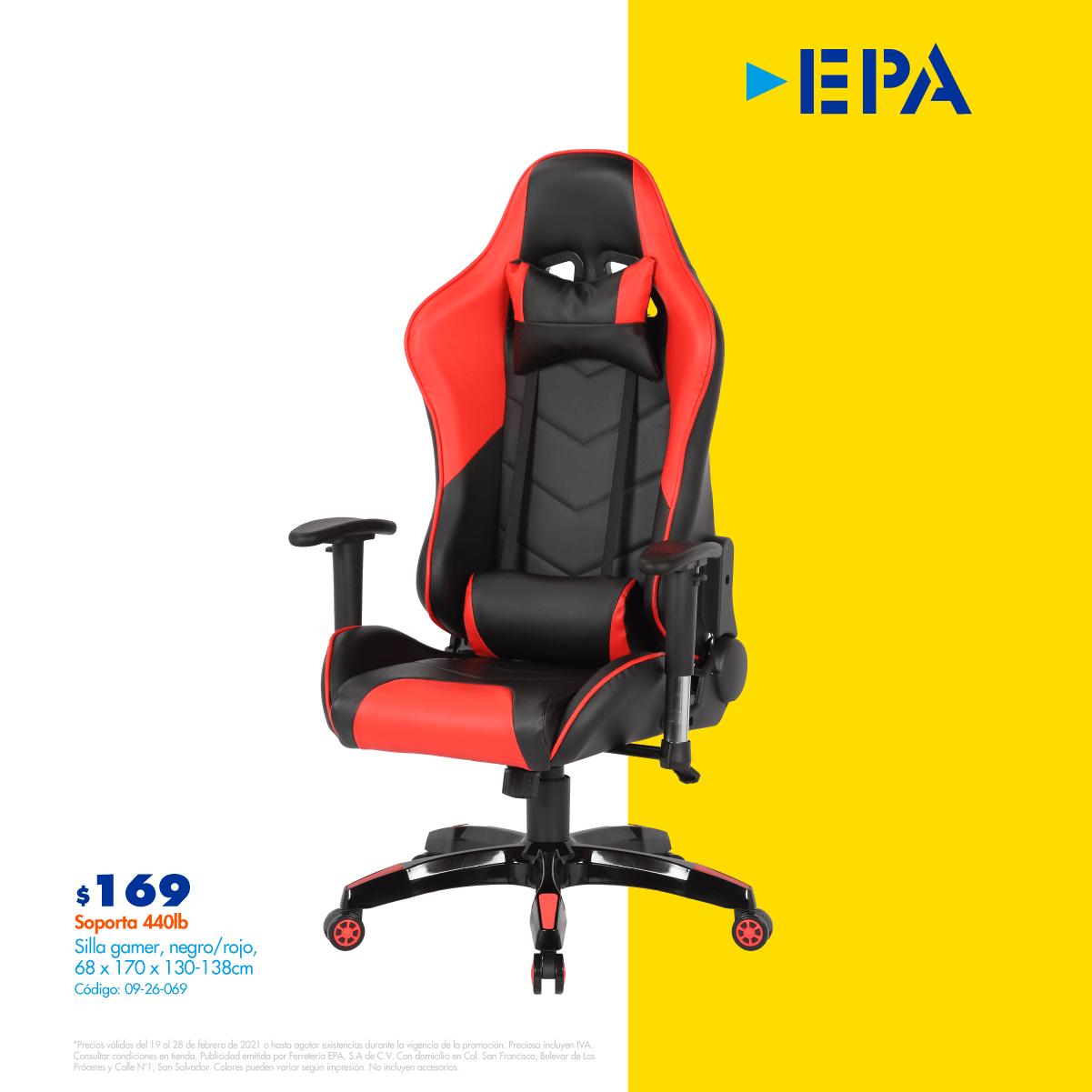 SUPER-cool-silla-gamer-el-salvador-ferreteria-epa-2021