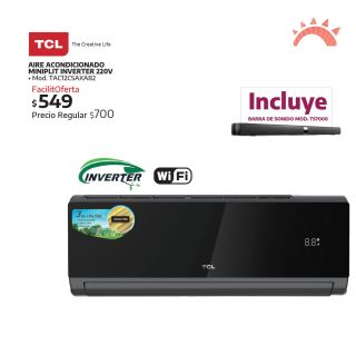 TCL air conditioning mini split inverter online el salvador