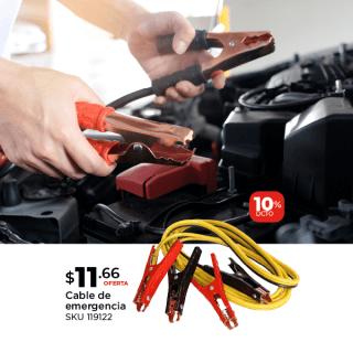Precios de cables de emergencia para carga electrica VIDRI 2021