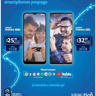 Promociones-celulares-samsung-pospago-en-tigo-el-salvador-dia-del-padre-2021