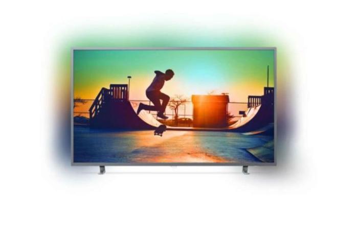"Smart TV 4K 55"" Philips 55PUG6703/77"