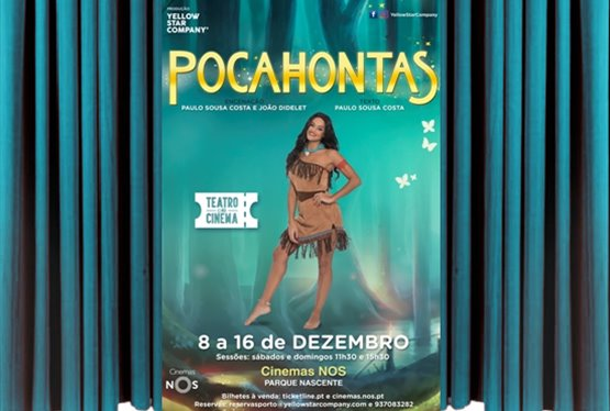 POCAHONTAS – Porto