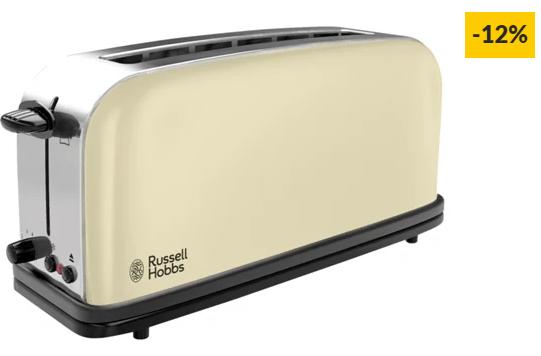 Torradeira RUSSELL HOBBS 21395-56 (Creme – 1000 W)