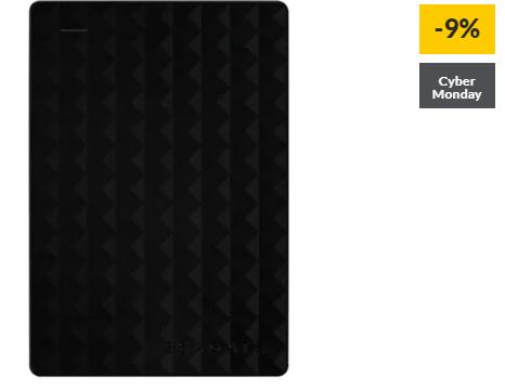 "Disco Externo 2,5"" SEAGATE Expansion Portable 1TB"