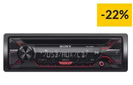 Autorrádio SONY CDX-G1200U (1 USB – 55 x4W)