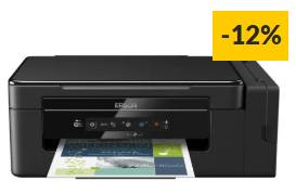 Impressora Multifunções EPSON EcoTank ET-2600