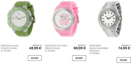 relojes tous baratos en privalia