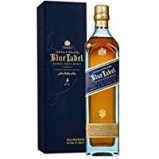 whisky johnnie walker etiqueta azul