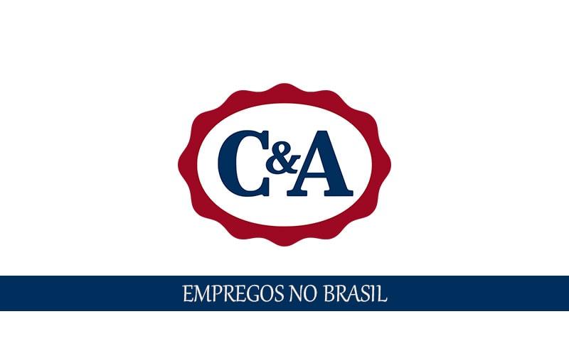 C&A oferece empregos para pessoas sem experiência no Brasil