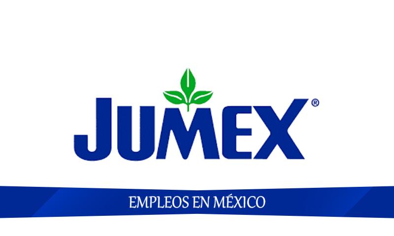 Empleos en Grupo Jumex para personal con o sin experiencia
