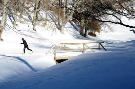 esqui de fondo teruel