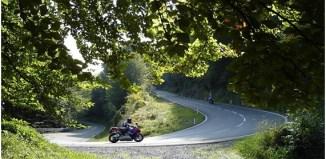 Rutas de moto por la costa española