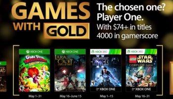 Juegos Gratis Con Gold En Mayo 2018 Para Xbox One Y Xbox 360 Geniales