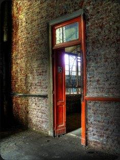 11 - Red door
