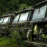 The Last Post - car graveyard