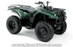 Kodiak 400 4x4 and 2WD  2003 Yamaha ATV Lineup: OffRoad