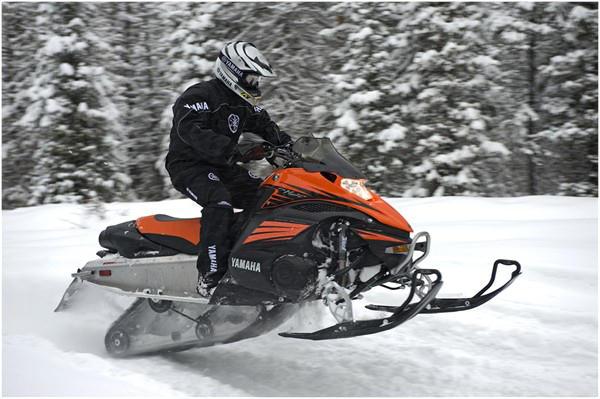 Yamaha Snowmobile Line Up Off Road