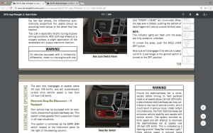 Loads of 2018 Jeep Wrangler JL Details Exposed in Leaked Manual | OffRoad Blog