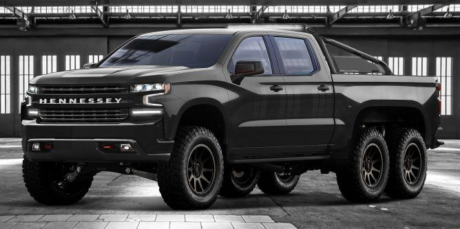 Apocalypse Ready Hennessey Goliath 6x6 Off Road Com
