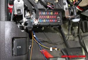 Jeep WJ Project Detroit ELocker, G2 Gear Installation
