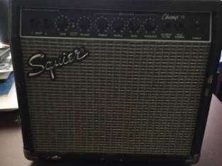 Squire Champ 15 Amp (Albany) $25