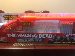 The Walking Dead Rick's Shotgun (GREENVILLE NY 12083) $70