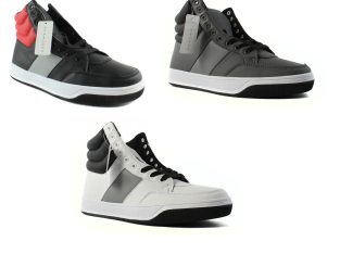 New Sean John Mens Dagger High Top Fashion Shoes