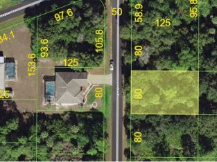 PRIME INVESTMENT – Port Charlotte, FLORIDA – each lot 1/4 Acre! OPPORTUNITY