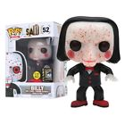Funko pop #52 SAW BILLY San Diego Comic Con SDCC Exclusive 2018 GLOW IN THE DARK