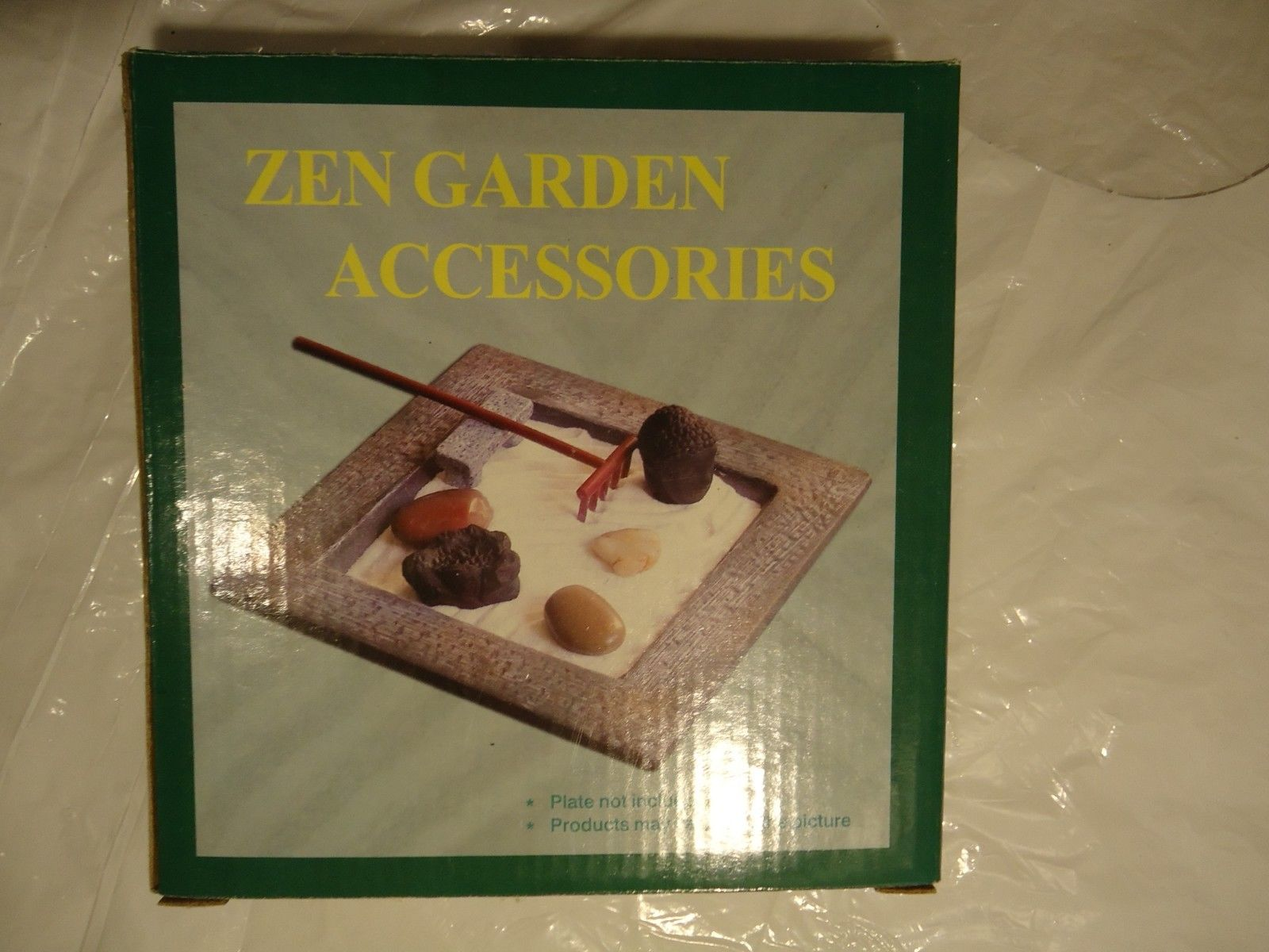 Zen Garden Accessories Set 3 Combined Shipping Available
