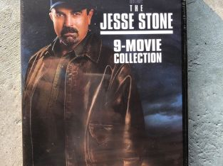Jesse Stone 9-Movie Collection DVD Brand New Free Shipping!