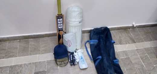 Brand New hard ball cricket kit