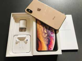IPHONE XS MAX 256GB UNLOCKED  FOR SALE