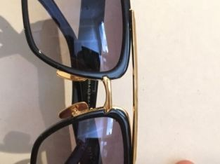 authentic dita mach Three sunglasses
