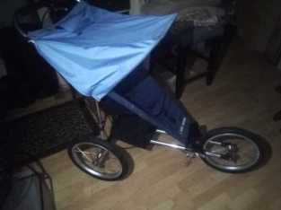 Baby Jogger be Stroller