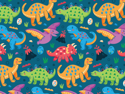 Kindergarten Composition Notebook Dinosaur