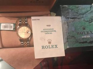 Rolex date just watch