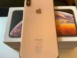 Brand New Apple iPhone XS Max 64GB Original Product Factory Sealed (Accessories intact)