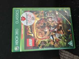 Lego Indiana Jones Xbox 360