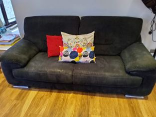 DFS SOFA SET 2 SEATER + 2 SEATER + 1 SEATER +1 SEATER + 1 COFFEE TABLE
